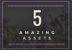 5 amazing assets purple preview