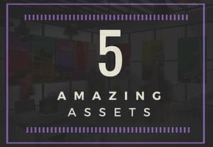 5 amazing assets exhibition