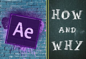 How and why logo template ae preview