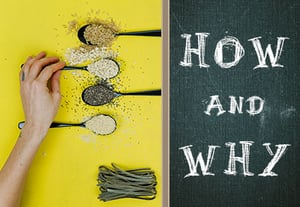 How and why cooking