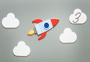 Top three startup