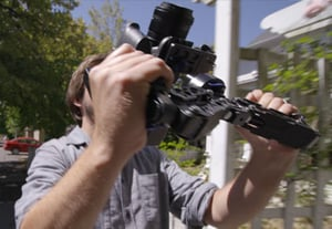How to use a gimbal conclusion thumb