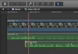 How to synchronize interview audio in fcpx thumb
