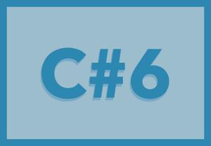 Csharp 6