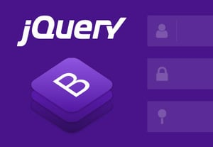 Code form jquery bootstrap 400x277