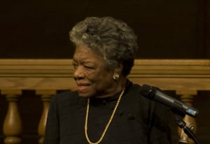 Maya angelou preview