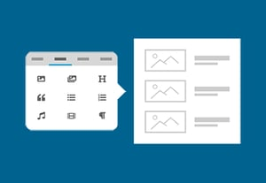Building gutenberg template layouts without javascript 400x277