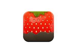 Strawberry icon small preview