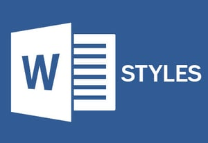 Word styles preview image
