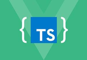 Vue app with typescript 400x277