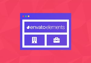 Corporate website with envato elements ui kits 400x277