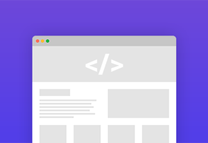 Coding html landing page design 400x277