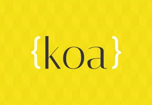 Introduction to koa javascript framework 400x277