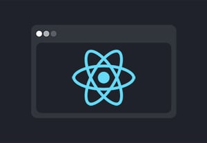 Building a react website with a pre built template 400x277