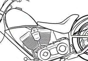 Motorbike taste