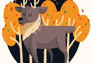 Deer thumb