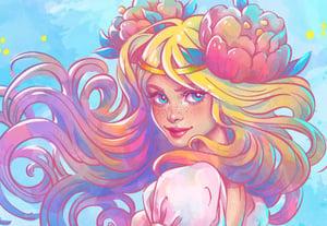 Prevew watercolor mermaid