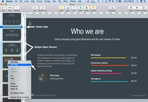 How to hide slides in keynote%20(preview)