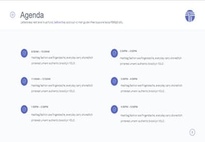 Agenda template slide layout%20(preview)