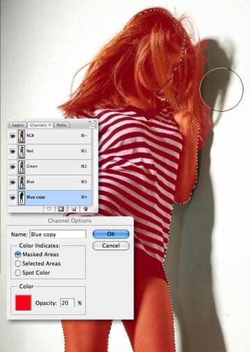 Edit the Initial Image