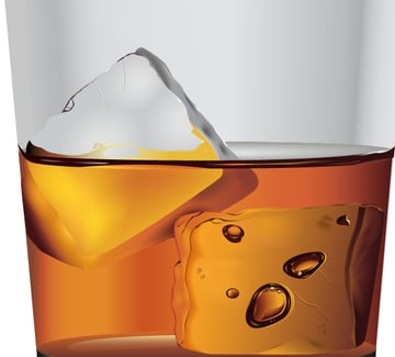 Add Detail to the Ice Cubes