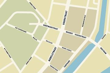 Finishing The Street Names