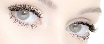 Create the eyelashes