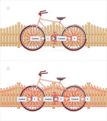 Create the Bike Scene