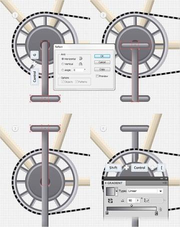 Create the Gears