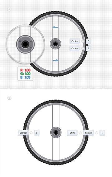 Create a Wheel