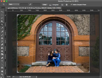 Exporting images from the DAM