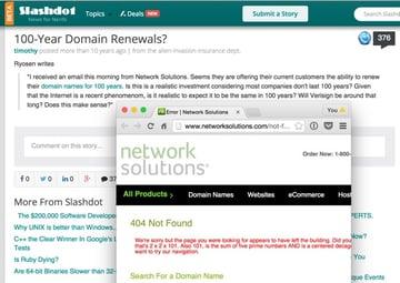 Hosting Your Website After Death