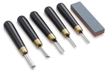 linocut tools