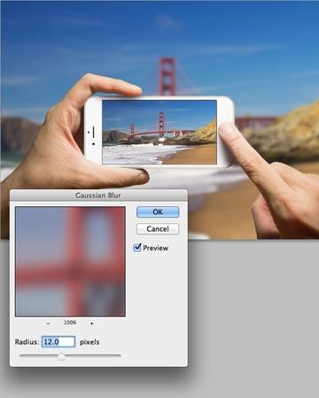 blur filter