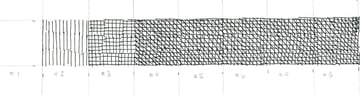 Crosshatching value scale 5