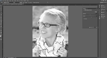 Adjusting the contrast of your picture
