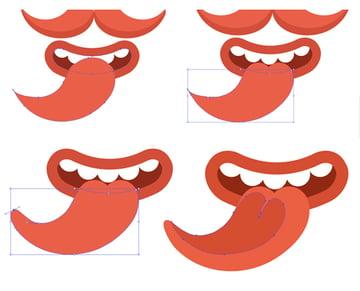 modify the tongue