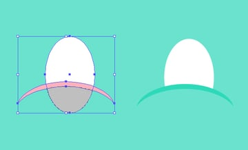 use the Shape Builder Tool Shift-M