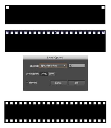 make a film tape 1