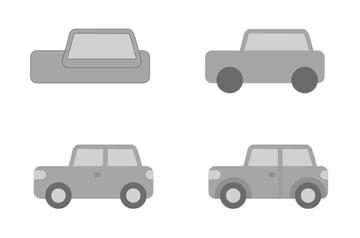 render a car