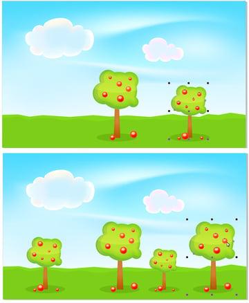 add more apple trees