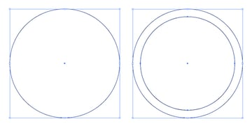 make circles with Ellipse Tool