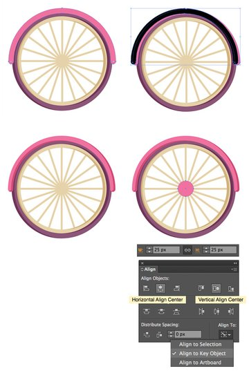 expand the fender and make it pink