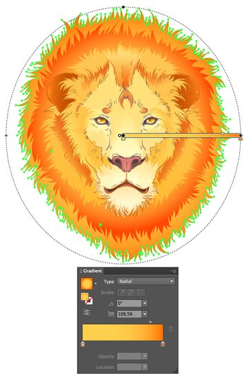 draw another layer of hair beneath the previous one