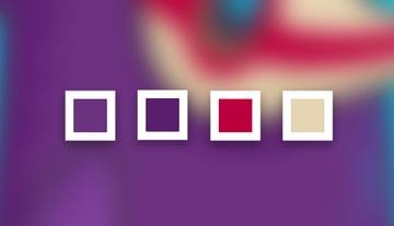 character color palette