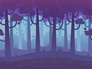 seamless game horizontal background