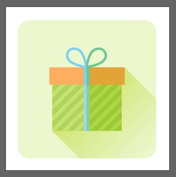 finish the box icon