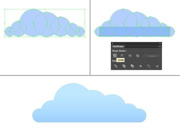 make a cloud