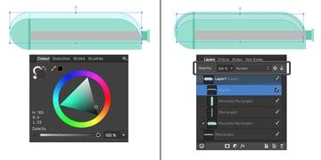 use screen blend mode