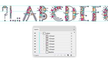 rearrange the letters